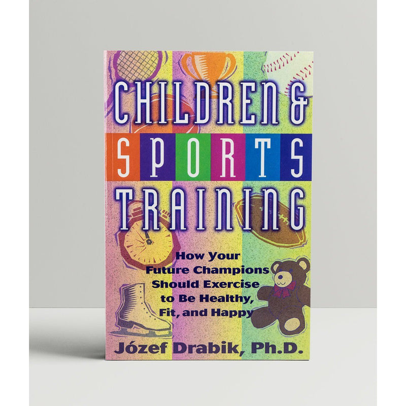 WSBB Books Children & Sports Training by Jozef Drabik