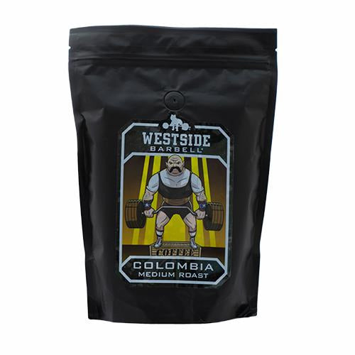 WSBB Coffee Organic Colombia Medium Roast