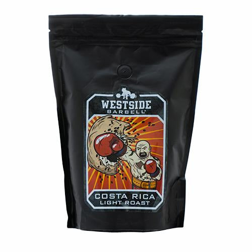 WSBB Coffee Costa Rica Light Roast