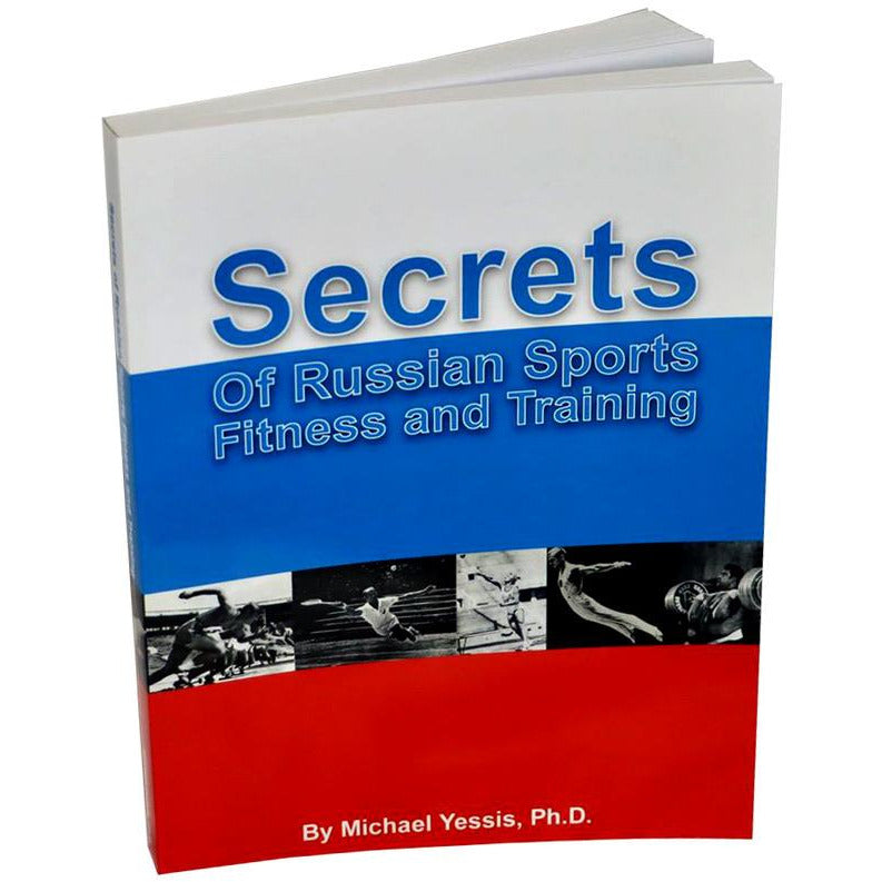 WSBB Books Secrets of Russian Sports by Michael Yessis