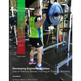 Developing Explosive Athletes