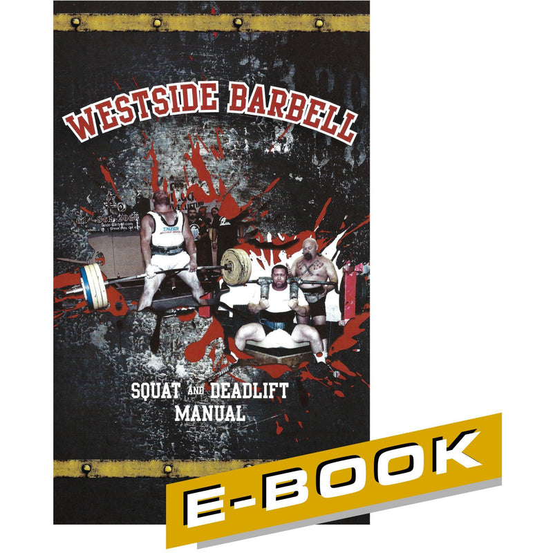 WSBB eBooks - Squat and Deadlift Manual