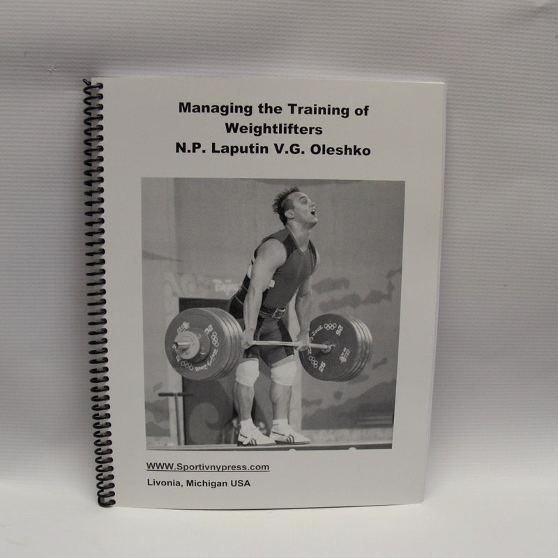Managing the Training of Weightlifters, N.P. Laputin