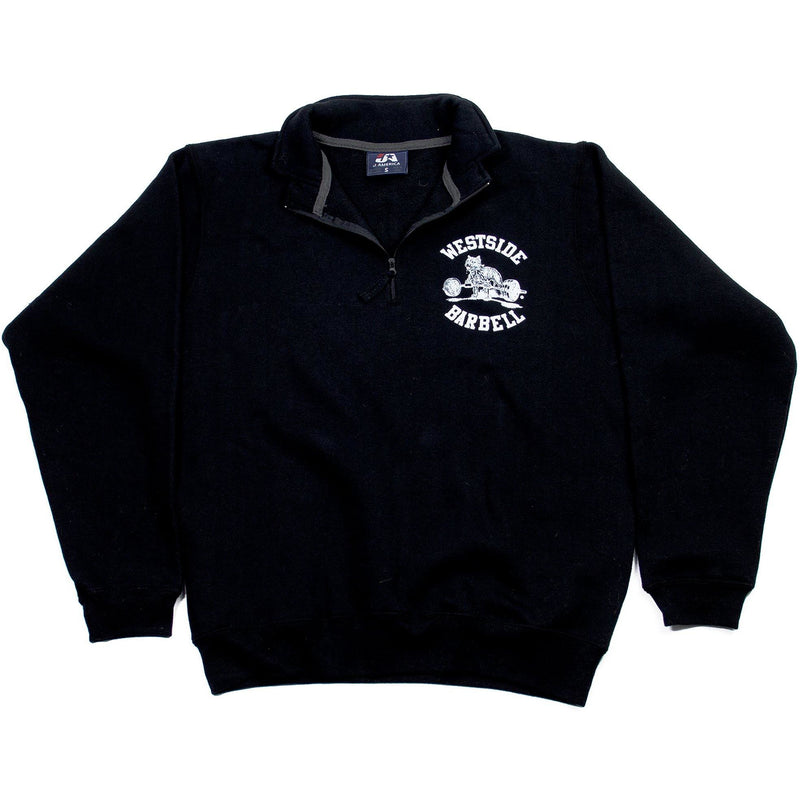 WSBB Mens Heavyweight 1/4 Zip