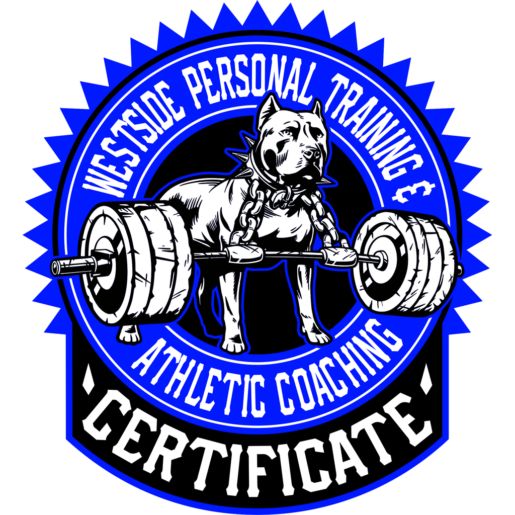 Personal Training and Athletic Coaching Certificate