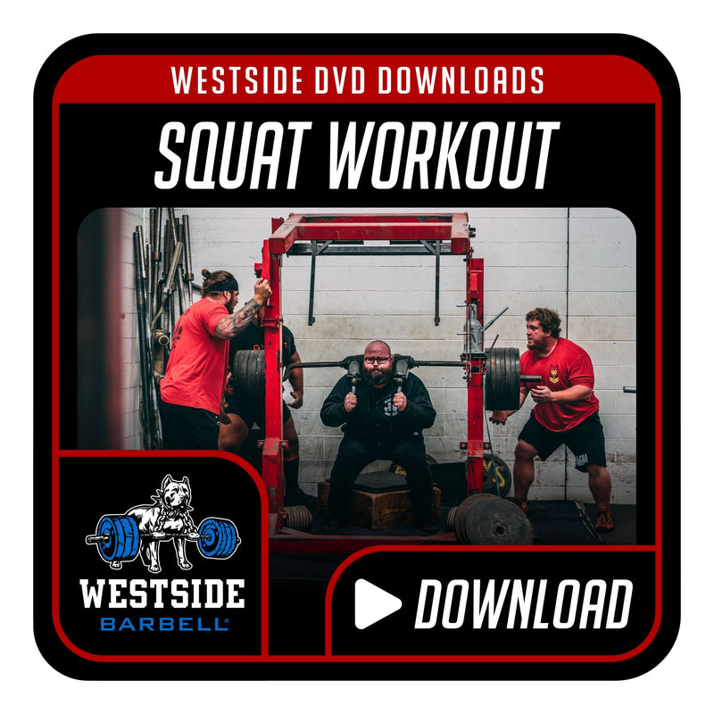 Squat Workout DVD Download