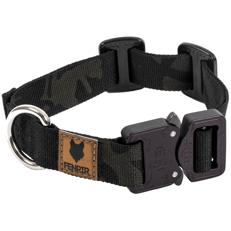 WSBB Dogs - Fenrir Canine Mini Odin Dog Collar
