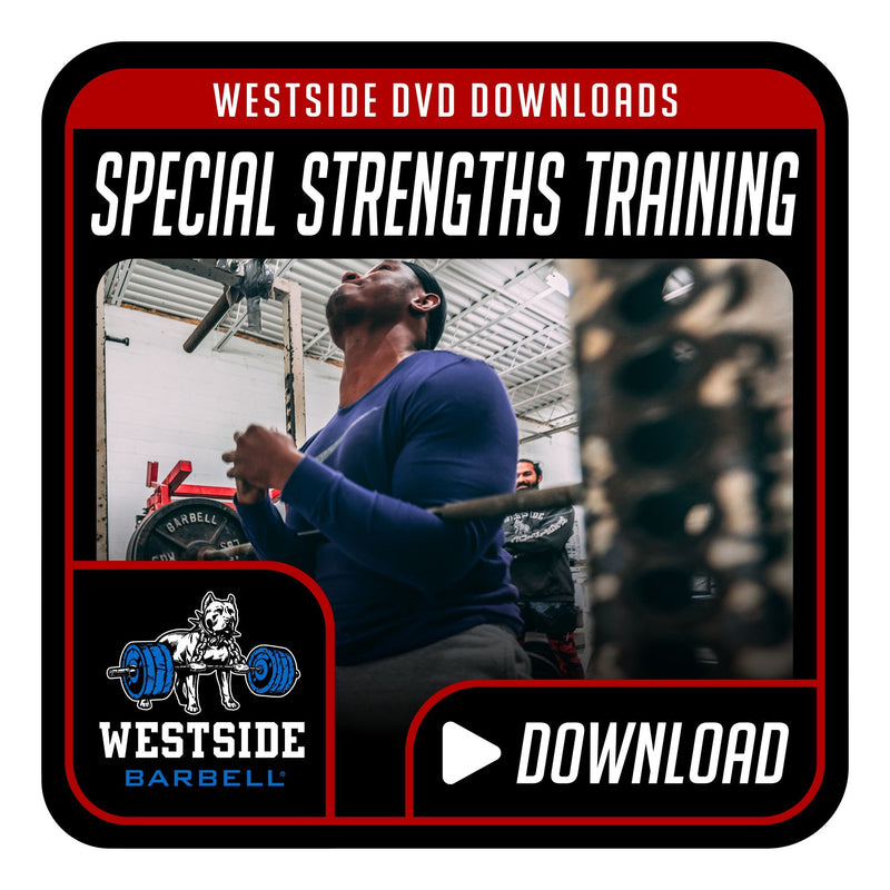 Special Strengths Training DVD Download