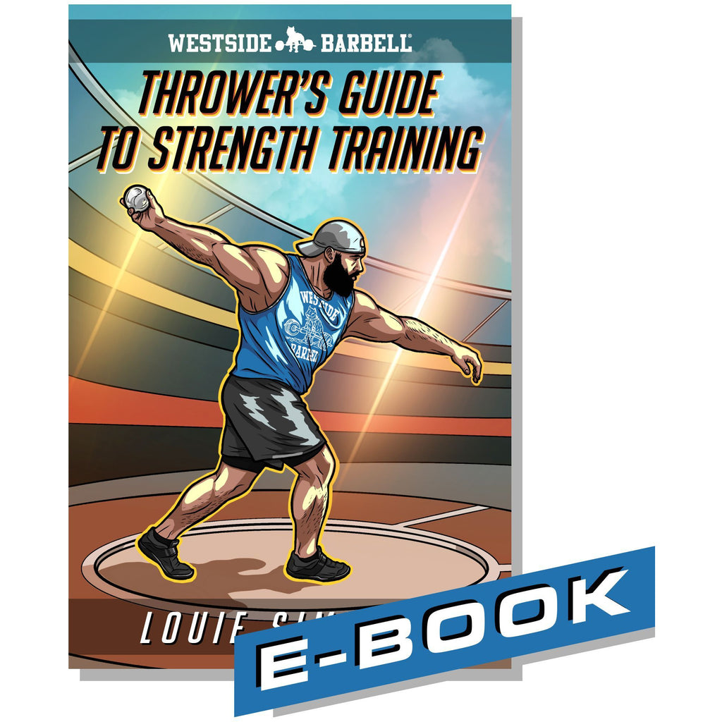 Strength Manual For Throwers (E-BOOK)