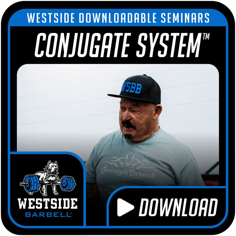 Westside Downloadable Seminars- Conjugate System™