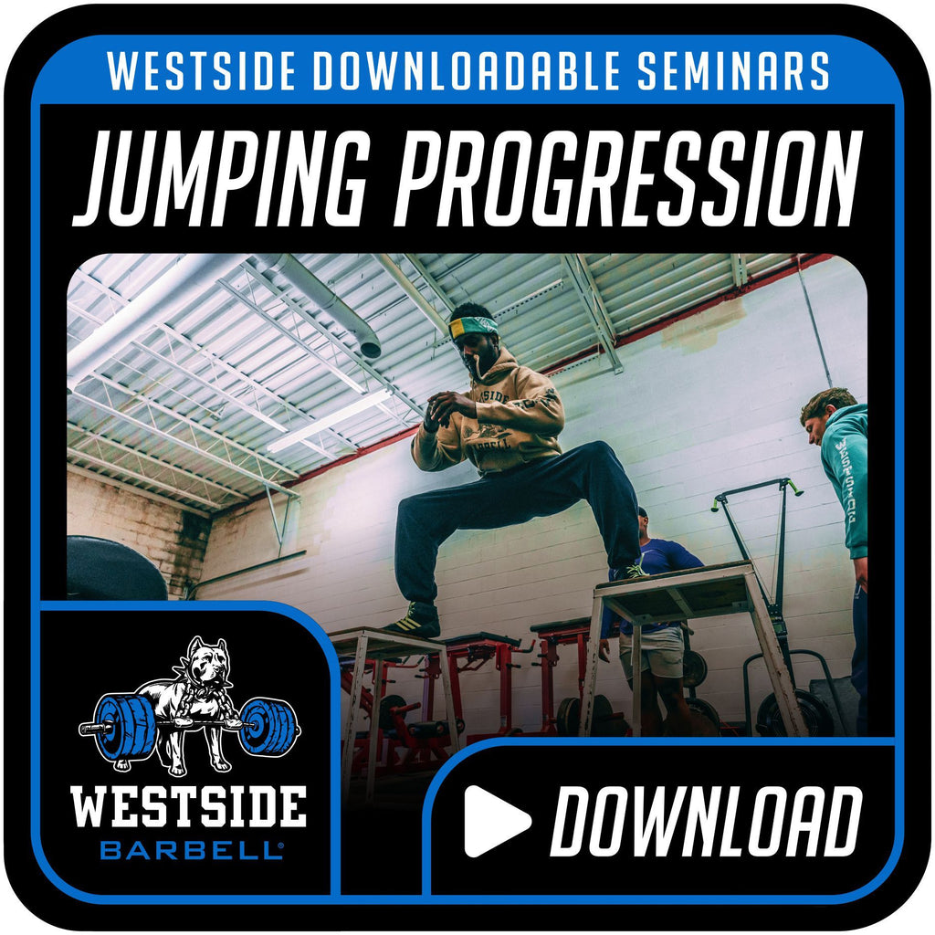 Westside Downloadable Seminars - Jumping Progression