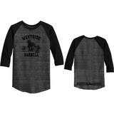 Westside Baseball Raglan T-Shirt