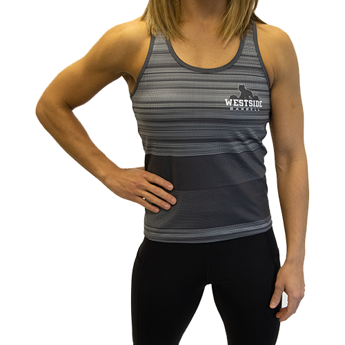 WSBB Women's Workout Racerback Tank Top