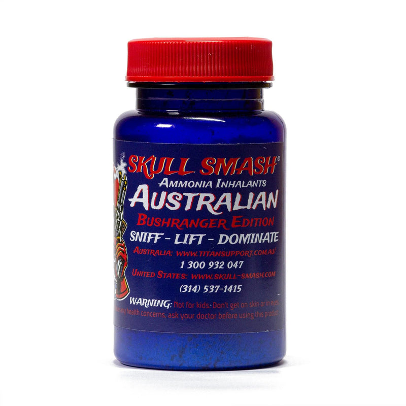 WSBB Smelling Salts -Skull Smash Australian Edition Smelling Salt