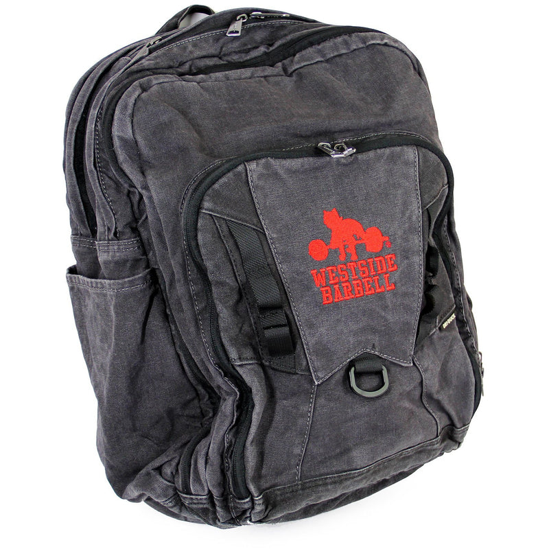 WSBB Concrete Canvas Backpack