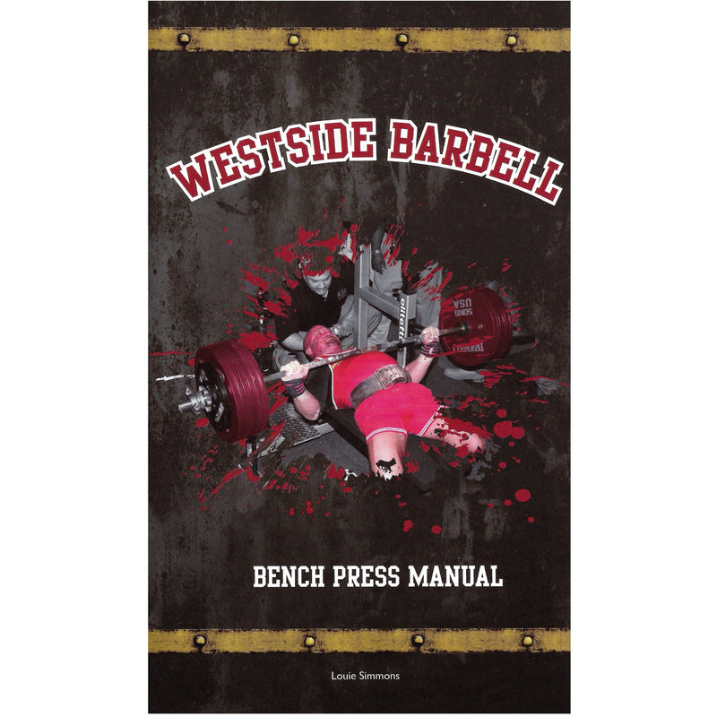 WSBB Books - Bench Press Manual