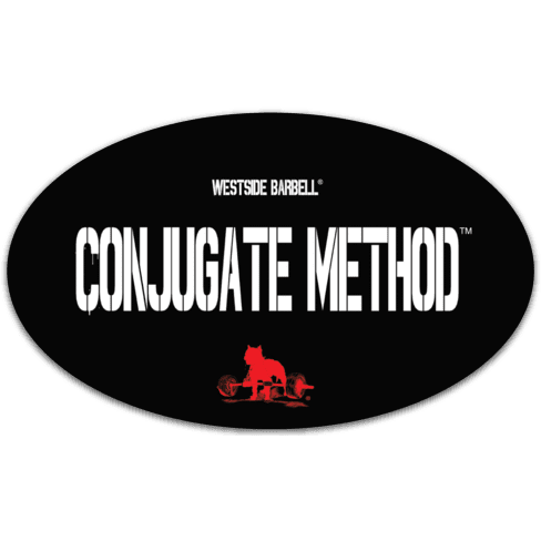 Conjugate Method™ Bumper Sticker