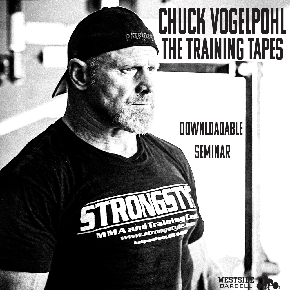Vogelpohl XXX - The Training behind a Westside Legend