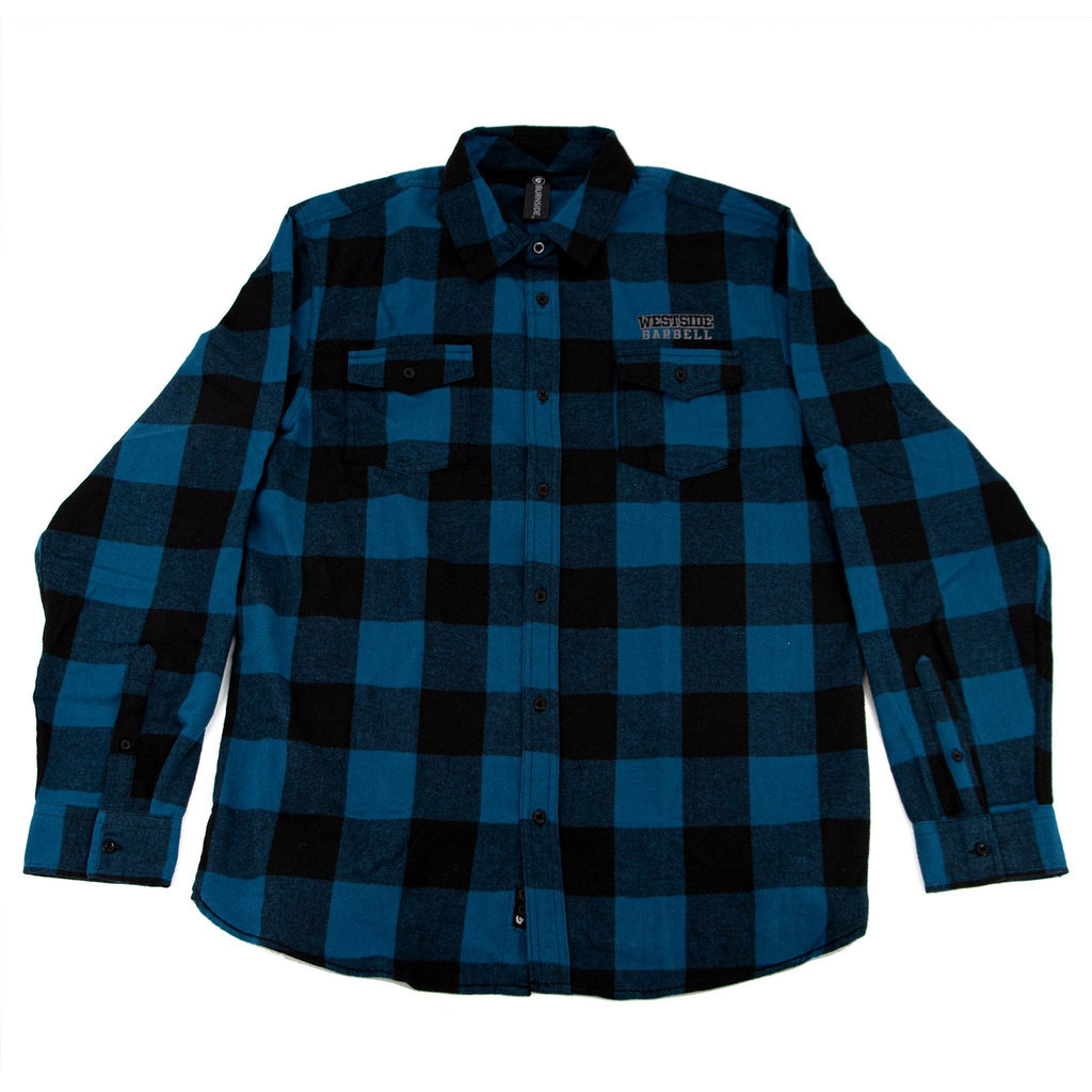 WSBB Mens Flannel Shirt