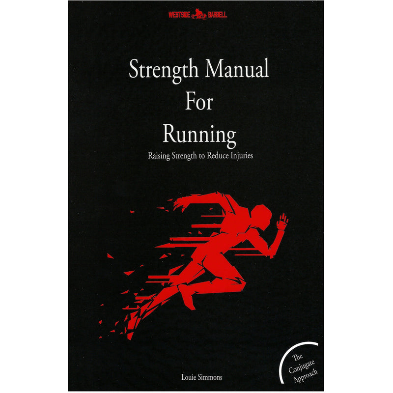 WSBB Books - Strength Manual For Running