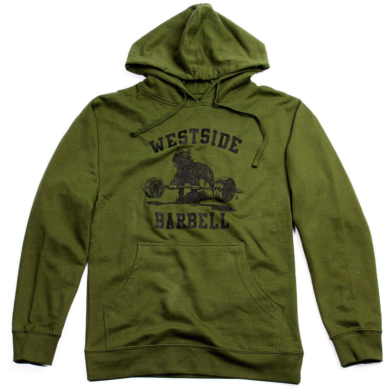 WSBB Mens Tac Hooded Sweatshirt