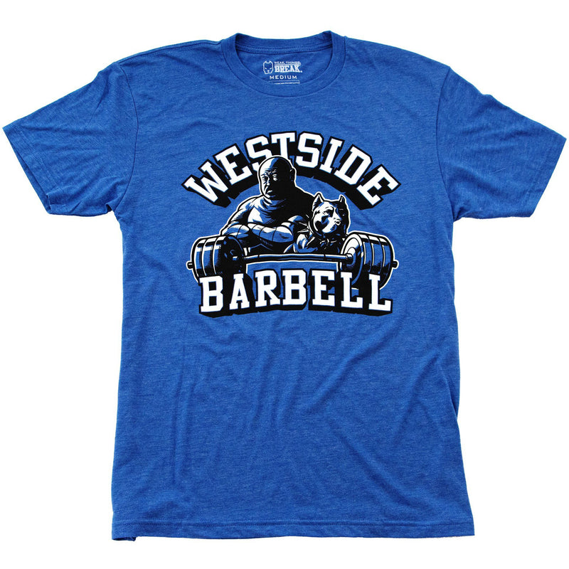 WSBB One & Done - Iconic Louie & Nitro Blue T-shirt