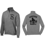 Westside Barbell Quarter Zip Jacket