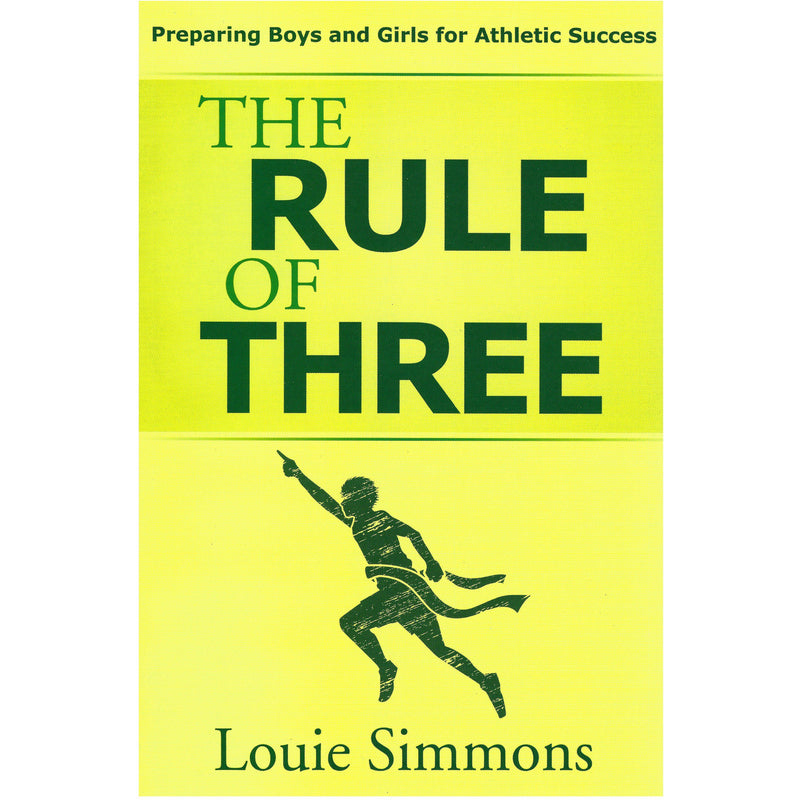 WSBB Books - The Rule of Three