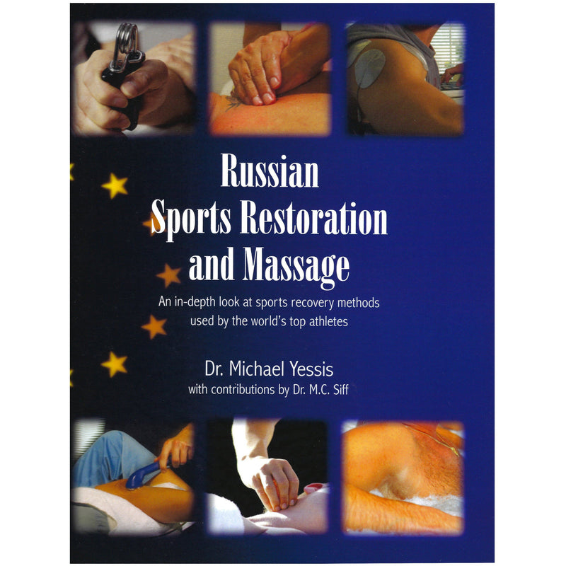 WSBB Books - Russian Sports Restoration and Massage