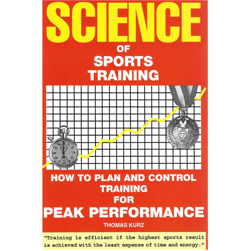 WSBB Books - Science of Sports Training