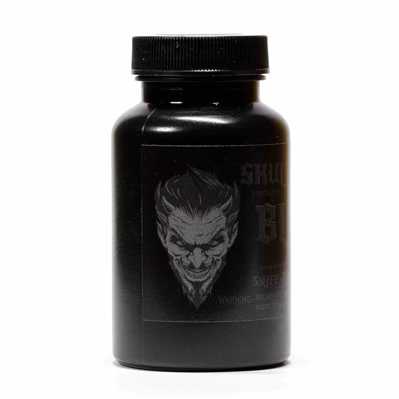 WSBB Smelling Salts - Skull Smash Black Label Smelling Salt