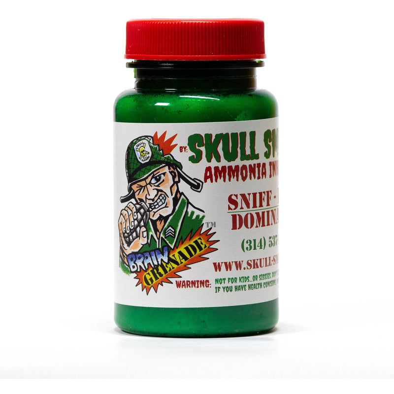 Skull Smash Brain Grenade Smelling Salt