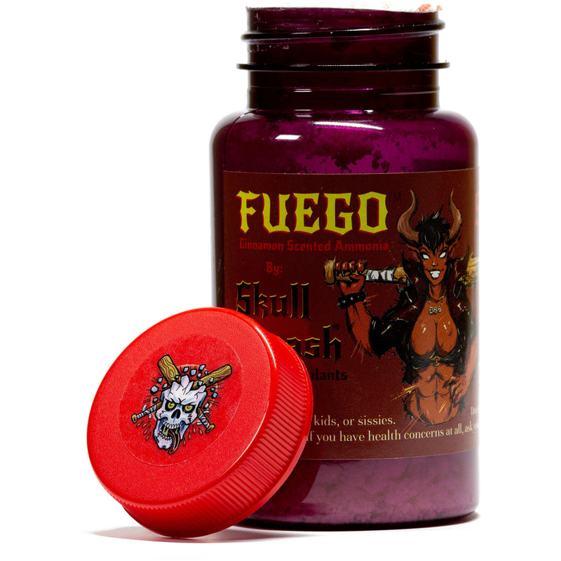 WSBB Smelling Salts -Skull Smash Fuego Smelling Salts