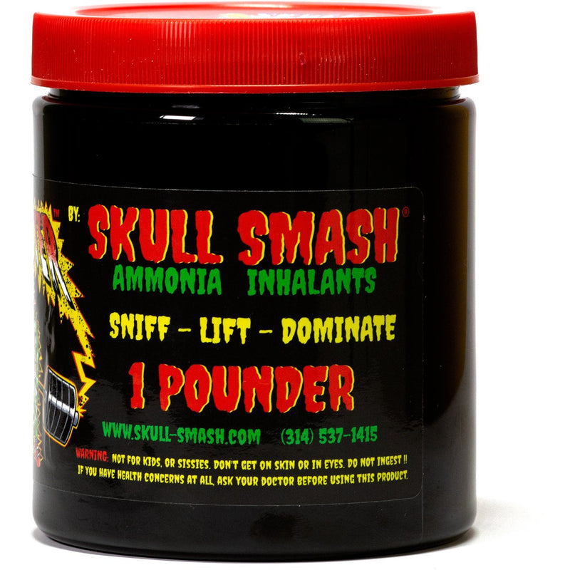 WSBB Smelling Salts - Skull Smash Monster One Pounder Smelling Salt