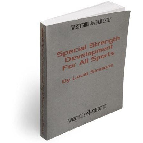 Fundamentals of Special Strength-Training in Sport, Y.V. Verkhoshansky
