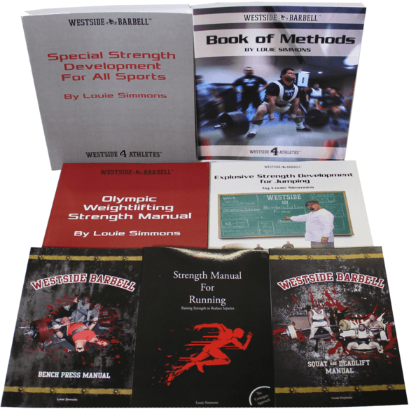 The Complete Louie Simmons E-Book Bundle