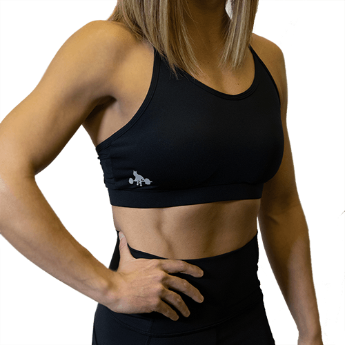 """Go-To"" Sports Bra"