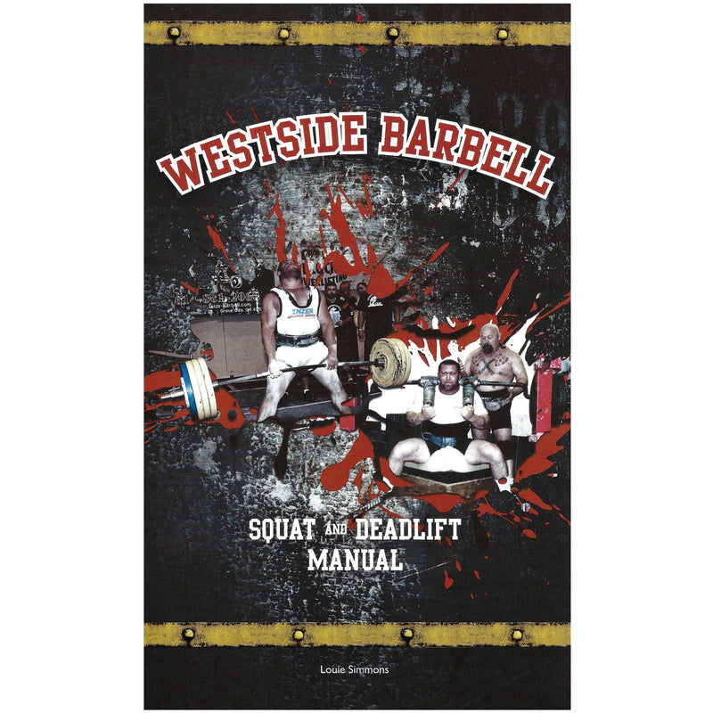 WSBB Books - Squat and Deadlift Manual