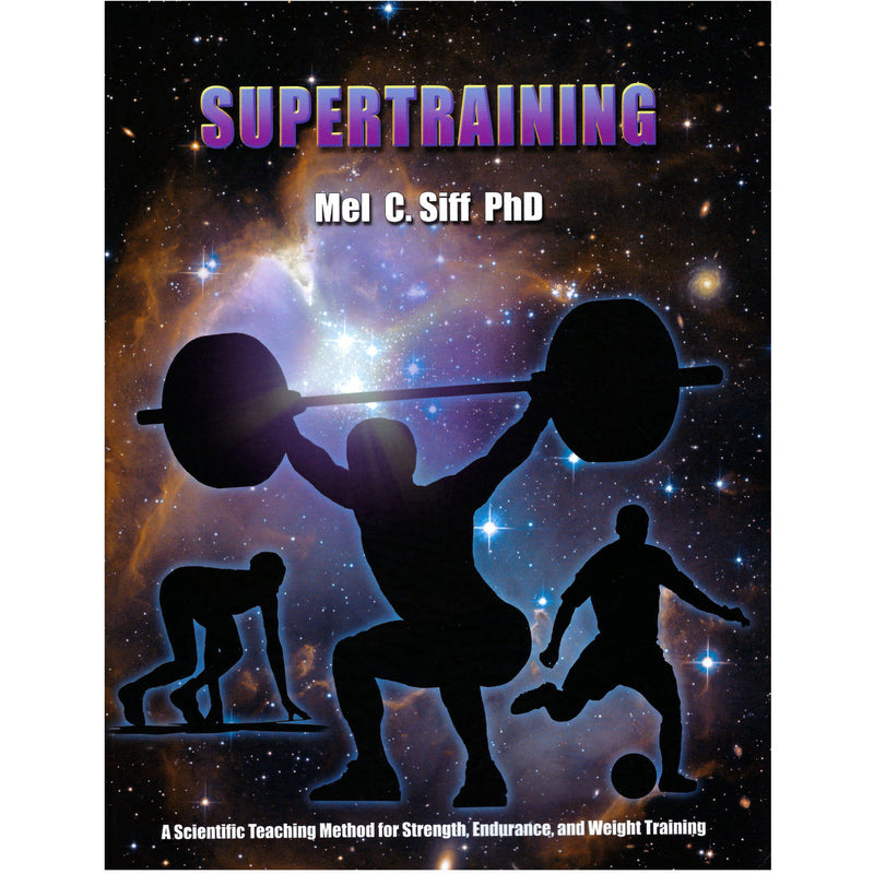 WSBB Books - Supertraining by  Mel Siff