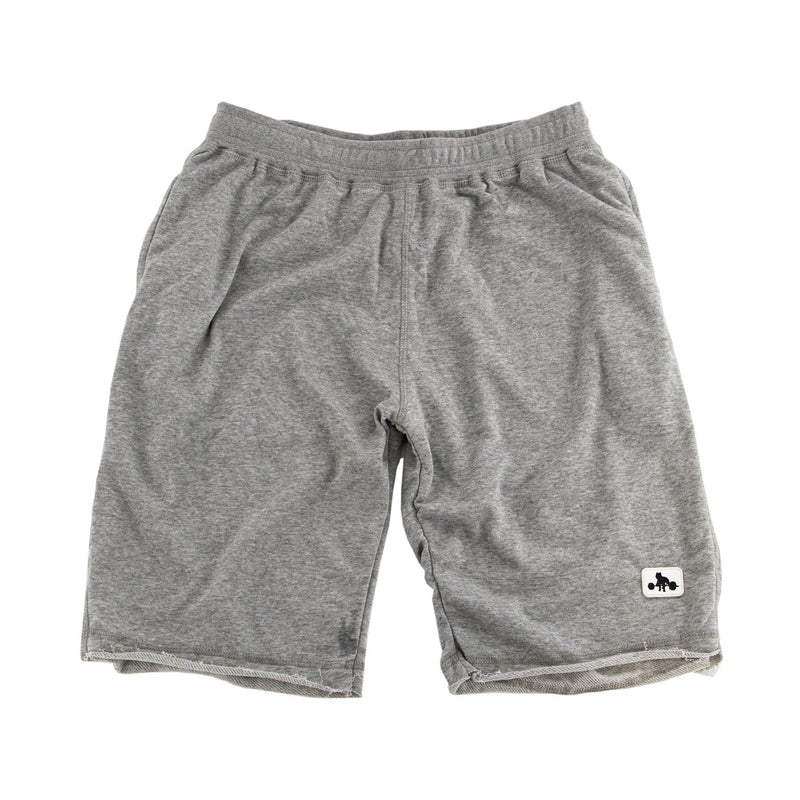 WSBB Mens Breeze Heather Grey Shorts