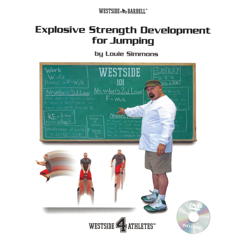WSBB Books - Explosive Strength Development For Jumping