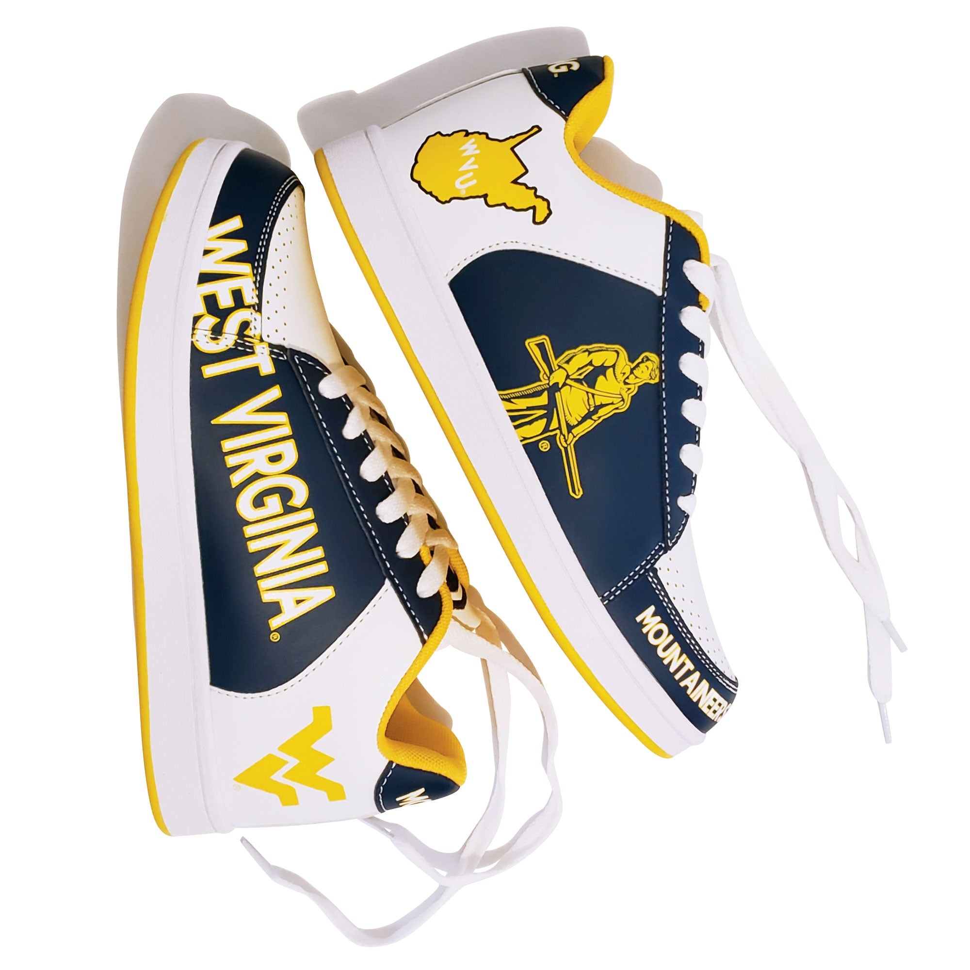 West Virginia Mountaineers 'AllMountaineers' shoes