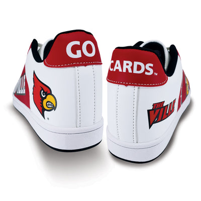 Louisville Cardinals 'AllCardinals' shoes