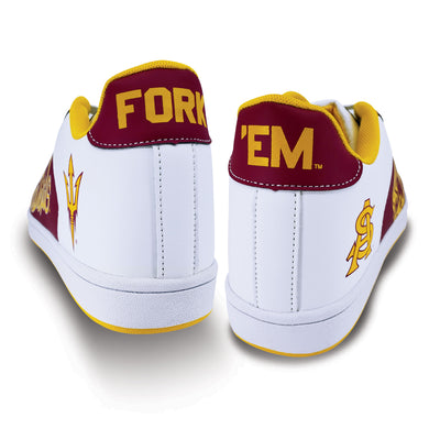 Arizona State Sun Devils 'AllSunDevils' shoes