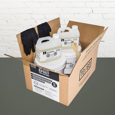 # 306 Agate Grey 100% Solid Epoxy Kit 4,5L Includes : 1x (842315052011) & 1x (BASE-306-500ML)