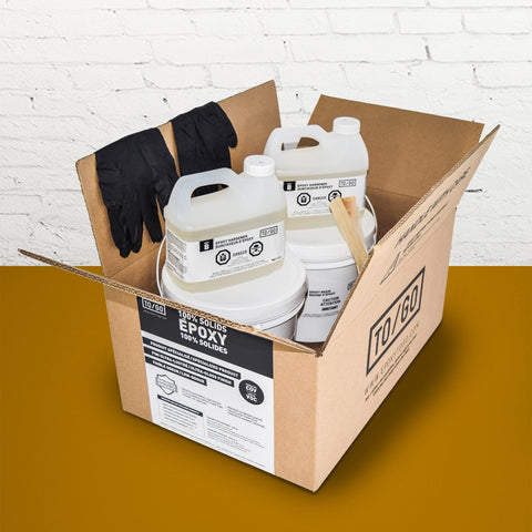 # 331 Dark Yellow 100% Solid Epoxy Kit 4,5L Includes : 1x (842315052011) & 1x (BASE-331-500ML)