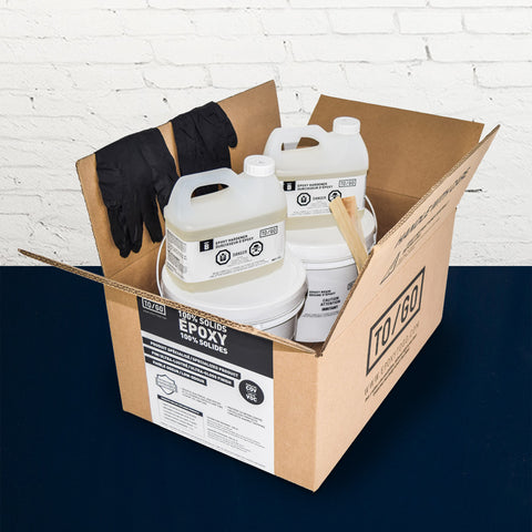 Navy Blue 100% Solid Epoxy Kit 4,5L Includes : 1x (842315052011) & 1x (BASE-353-500ML)