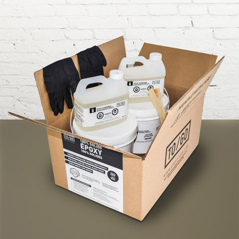 # 431 Almond 100% Solid Epoxy Kit 4,5L Includes : 1x (842315052011) & 1x (BASE-431-500ML)