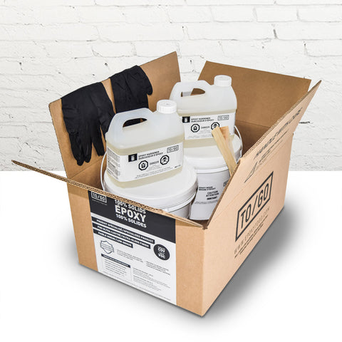 Super White 100% Solid Epoxy Kit 4,5L Includes : 1x (842315052011) & 1x (BASE-433SW-500ML)