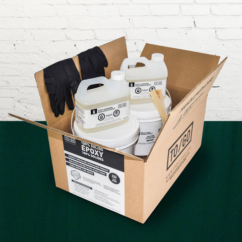 Forest Green 100% Solid Epoxy Kit 4,5L Includes : 1x (842315052011) & 1x (BASE-454-500ML)